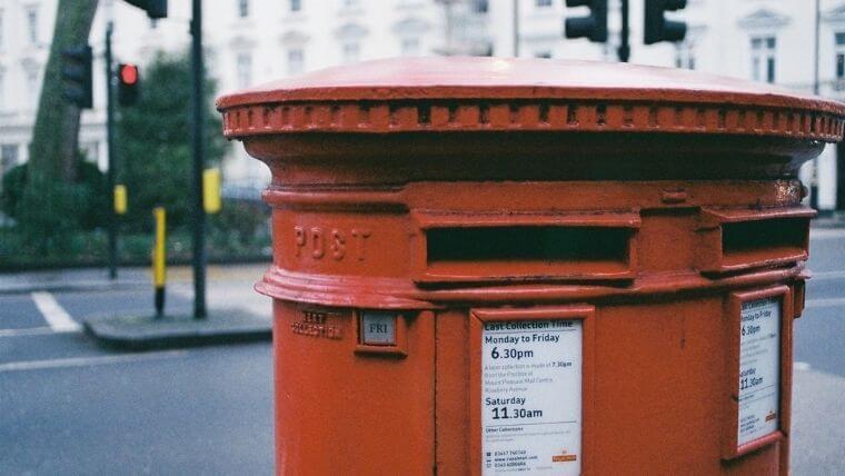 衛生管理者の振込用紙を書いたら郵便局で振込
